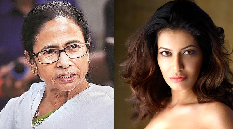 Actress Payal Rohatgi praises Bengal CM Mamata Banerjee | Sangbad Pratidin