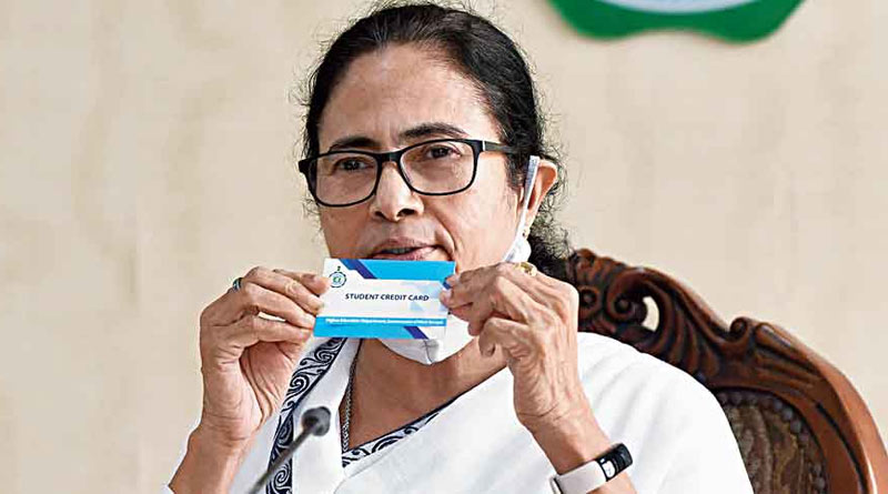 Students credit Card: applications submitted from outside Bengal as CM Mamata Banerjee's project gets popular | Sangbad Pratidin