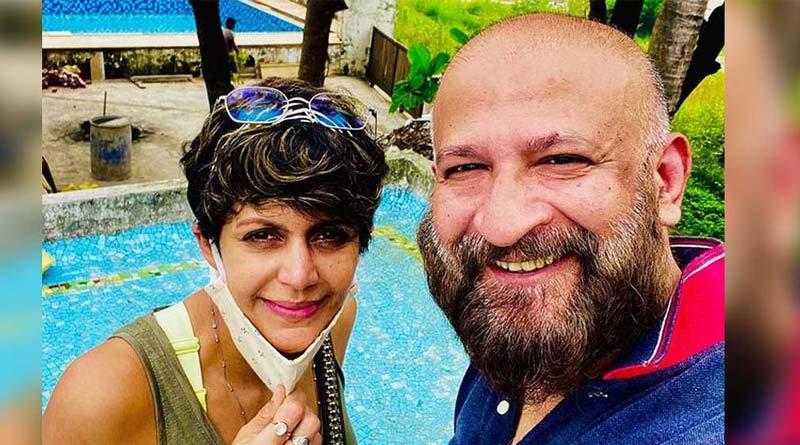 Raj Kaushal told wife Mandira Bedi he was getting a heart attack   Sangbad Pratidin
