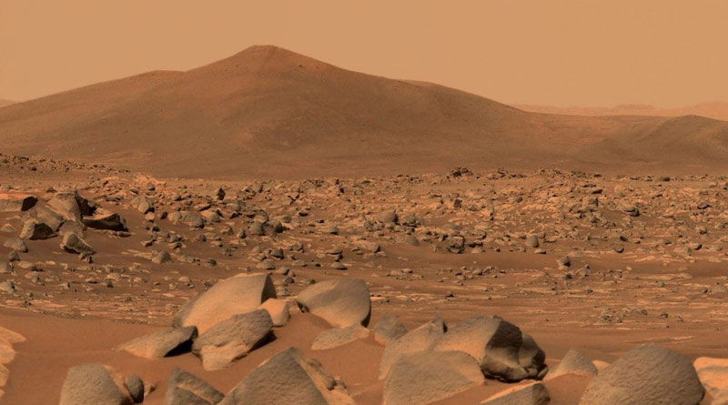 Mars rover reports more tha seven hundreds of seismic movements on Red planet | Sangbad Pratidin