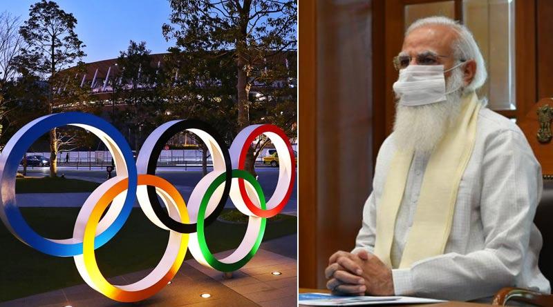 Prime Minister Narendra Modi to interact with Tokyo-bound athletes on July 13 | Sangbad Pratidin