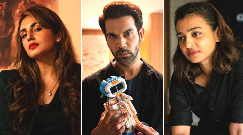 First look of Rajkummar Rao, Radhika Apte, Huma Qureshi starrer Monica, O My Darling | Sangbad Pratidin