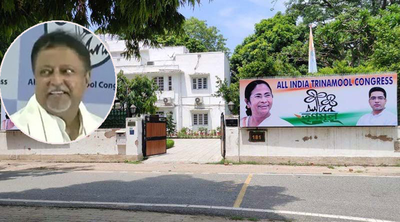 BJP MP Swapan Dasgupta served notice, ordered to vacate guest Mukul Roy | Sangbad Pratidin