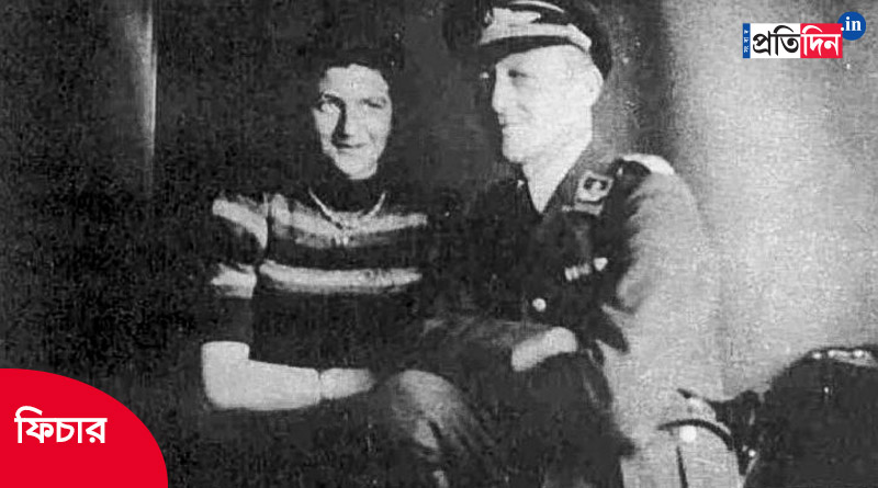 A Nazi officer fell in love with a Jewish woman during World War II and saved her life | Sangbad Pratidin