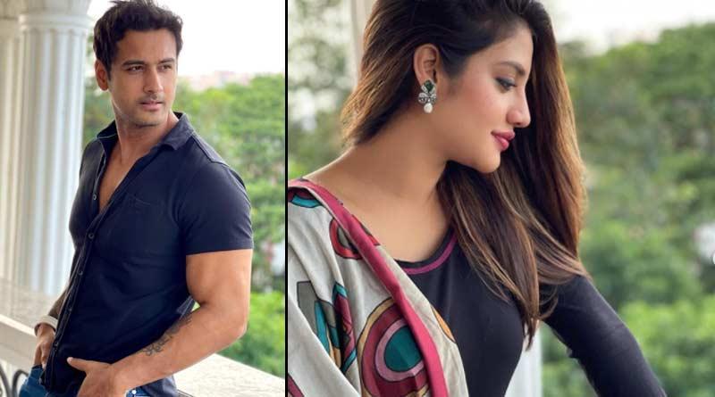 Buzz over actress Nusrat Jahan and Yash Dasgupta's new instagram post । Sangbad Pratidin