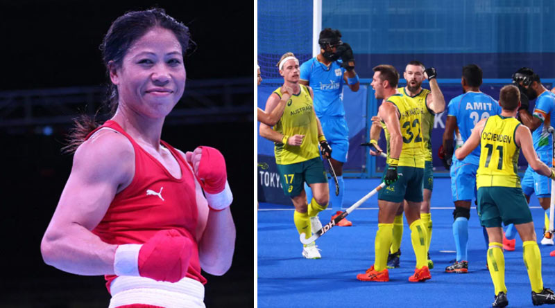 Tokyo Olympics: Mary Kom, Manika Batra, PV Sindhu all win, Australia thrash India by 7-1 | Sangbad Pratidin