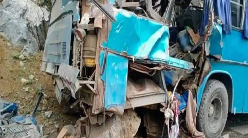 Massive blast on Pakistan bus kills 13, several Chinese engineers among dead   Sangbad Pratidin