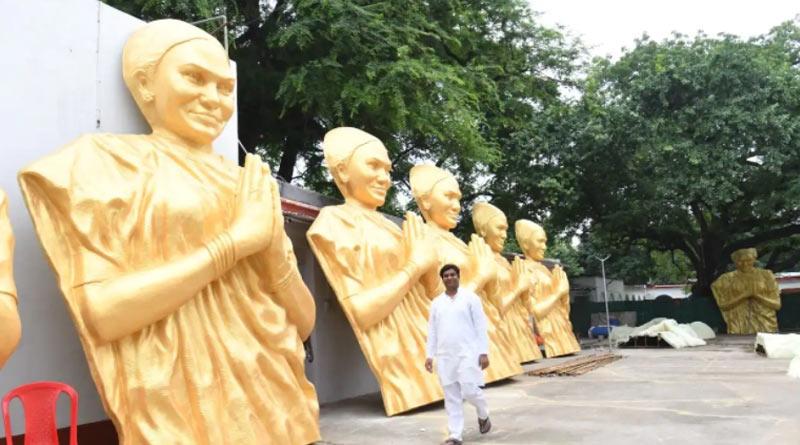 UP Police seize Phoolan Devi's statue before installation on death anniversary | Sangbad Pratidin