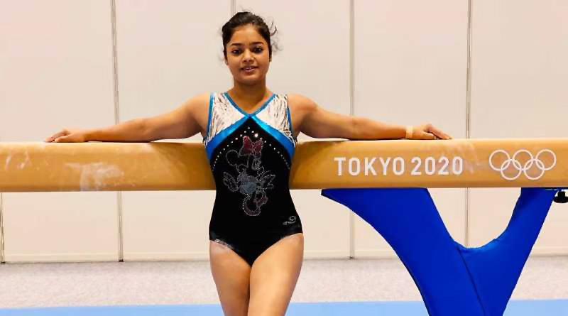 Tokyo Olympics: India's only artistic gymnast Pranati Nayak has failed to qualify | Sangbad Pratidin