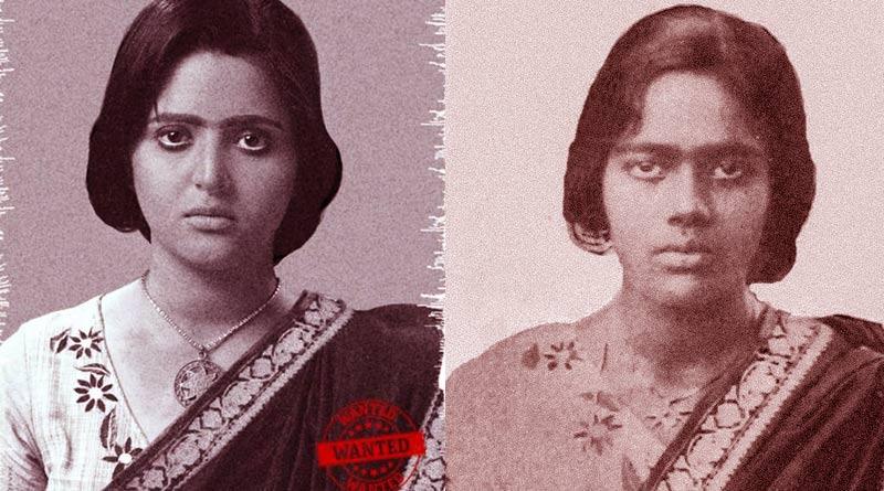 Bangladesh actress Pori Moni shares her Pritilata Waddedar look | Sangbad Pratidin