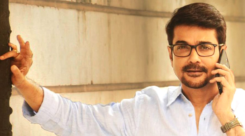 Here is why actor Prosenjit Chatterjee cancelled shooting of advertisement   Sangbad Pratidin