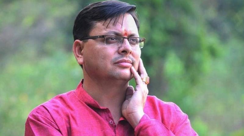 Pushkar Singh Dhami Picked as NewChief Minister of Uttarakhand   Sangbad Pratidin