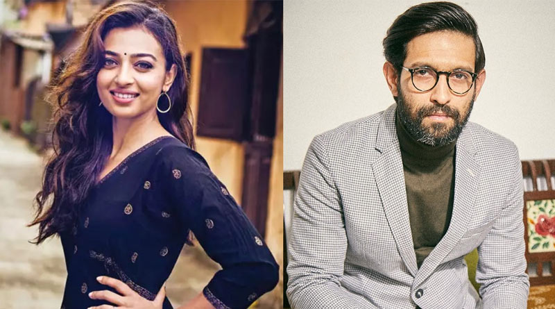 Bollywood Actor Vikrant Massey and Radhika Apte to be seen together in new film Forensic | Sangbad Pratidin