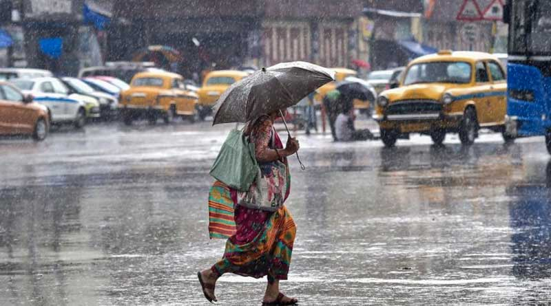 MeT predicts extremely heavy rainfall in West Bengal । Sangbad Pratidin