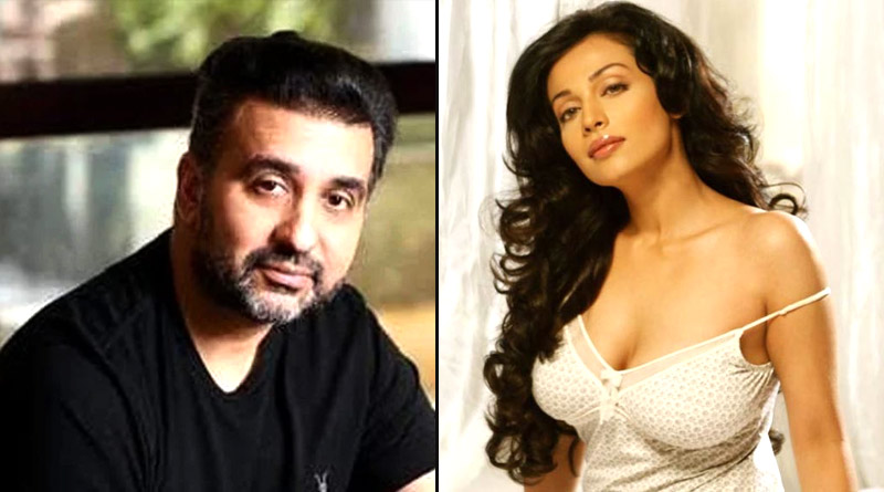 Here is how Flora Saini reacted after her name emerges in Raj Kundra case | Sangbad Pratidin