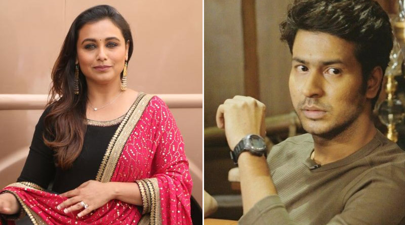 Tollywood Actor Anirban Bhattacharya Slams false reports about shooting with Rani Mukherji in Canada | Sangbad Pratidin