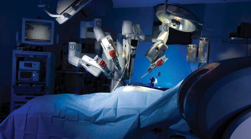 First kidney transplant by robot in eastern India   Sangbad Pratidin