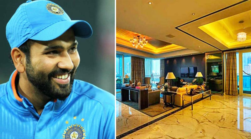 Rohit Sharma sold his property in Lonavala for crores, know the price of his villa | Sangbad Pratidin
