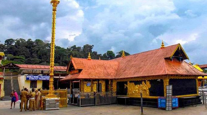 Sabarimala temple to open from July 17 for monthly puja | Sangbad Pratidin