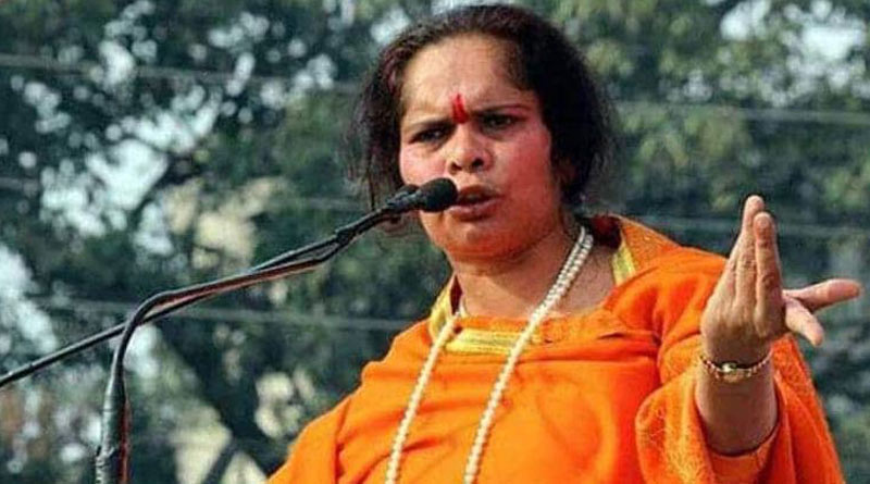 All Indians share same DNA except those who eat cow meat, says VHP leader Sadhvi Prachi | Sangbad Pratidin