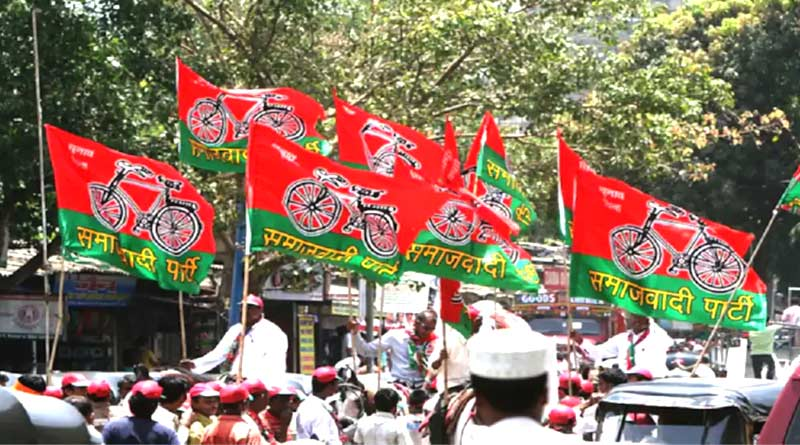 'Pakistan zindabad' slogans raised during Samajwadi Party rally in Agra | Sangbad Pratidin
