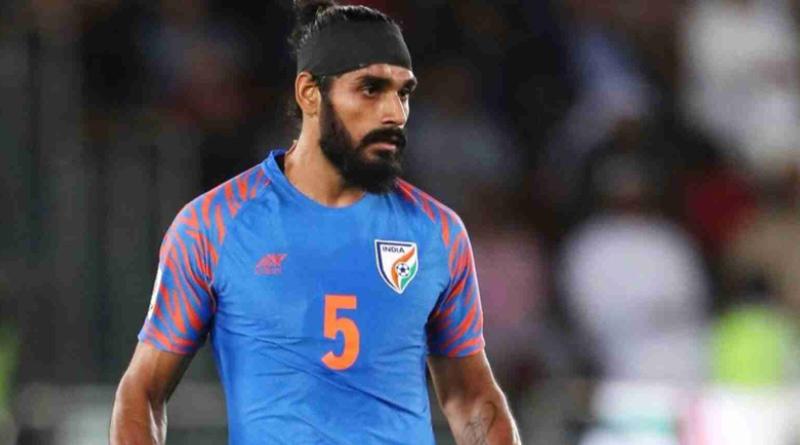 Sandesh Jhingan named AIFF Men's Footballer of the Year 2020-21 | Sangbad Pratidin