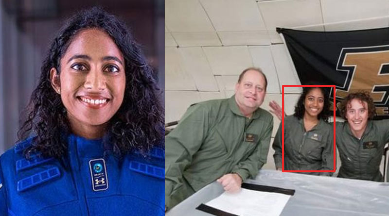 Another Indian woman in space, Sirisha Bandla will be a part of Virgin Galactic project | Sangbad Pratidin