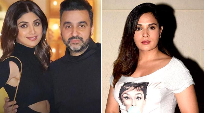 Richa Chadha backs Shilpa Shetty on Raj Kundra case | Sangbad Pratidin