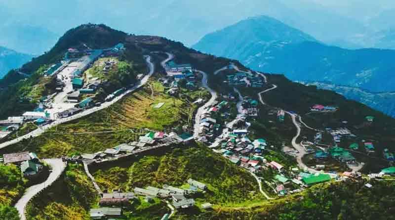 Some Tourist spot in Sikkim closed due to Delta Strain fear | Sangbad Pratidin