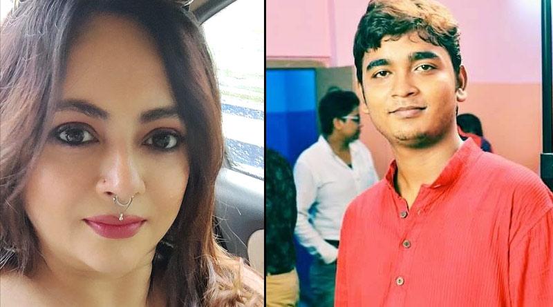 Sreelekha Mitra will go on date Shasanka Bhavsar | Sangbad Pratidin