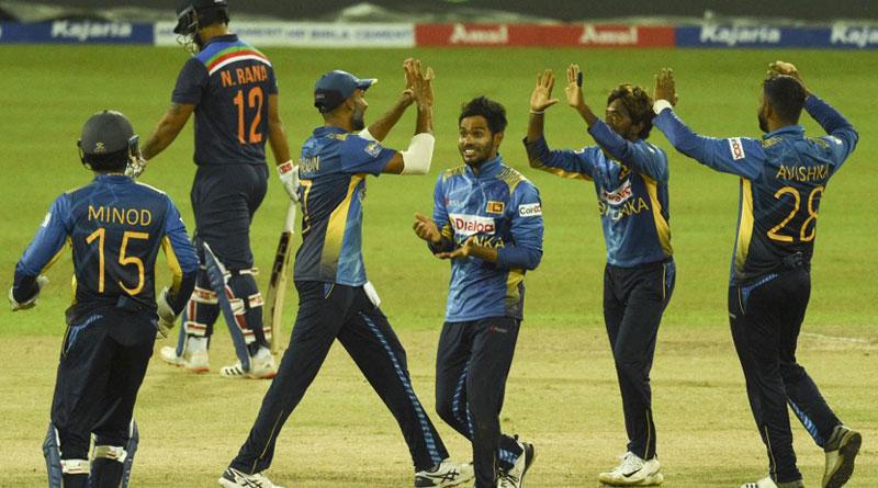 India vs Sri Lanka: India were beaten by the lankans by 6 wickets | Sangbad Pratidin