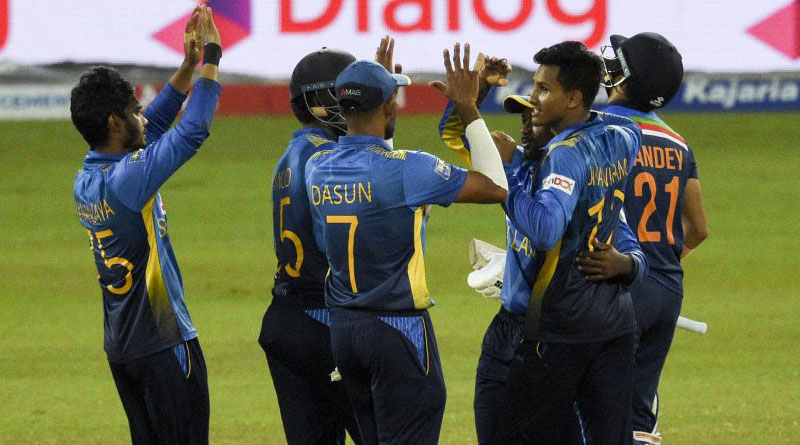 India vs Sri Lanka: Team India got out early as rain interrupts match in Colombo