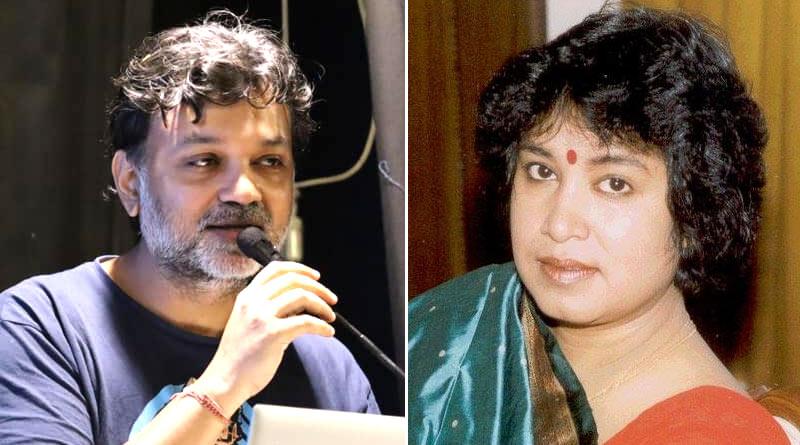 Taslima Nasrin sharp comment on Srijit Mukherji's 'Puja' | Sangbad Pratidin