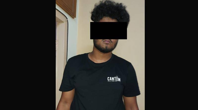 Fake police officer arrested in Kolkata । Sangbad Pratidin