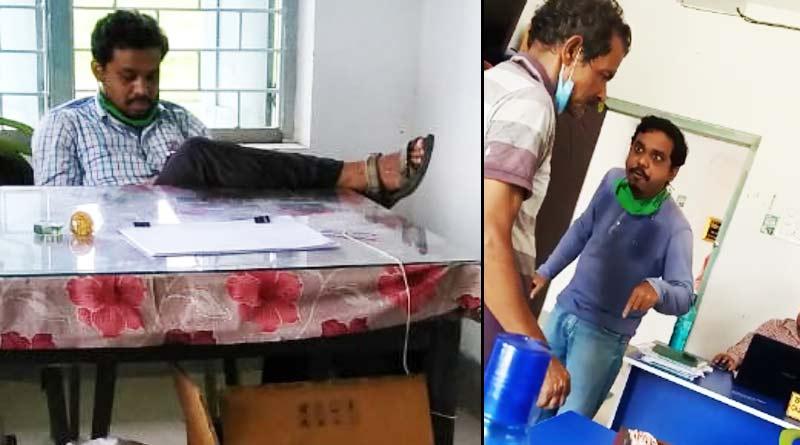 Imposter held for faking identity as minister's kin at Purba Medinipur govt office | Sangbad Pratidin