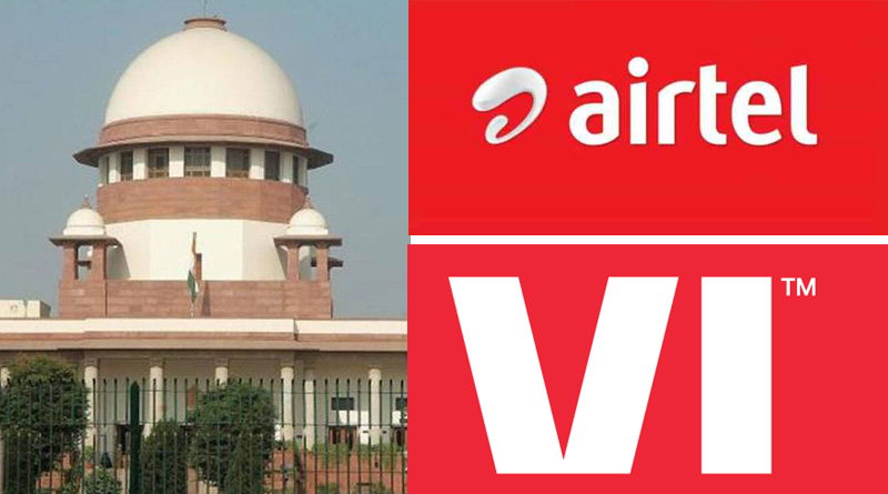 Supreme Court on Friday junked pleas of Vodafone Idea, Bharti Airtel and other telcos | Sangbad Pratidin