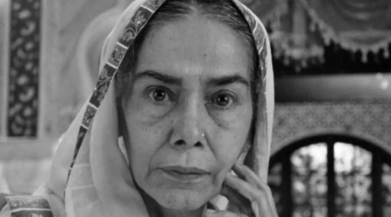 Actress Surekha Sikri passes away at the age of 75   Sangbad Pratidin