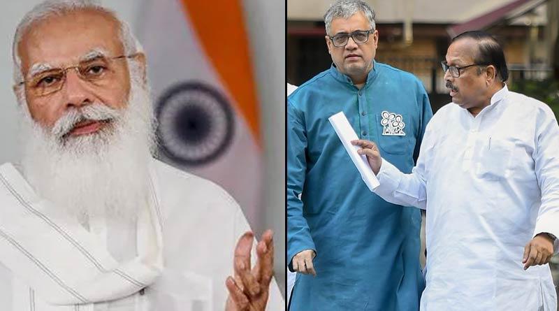 TMC writes letter to PM Modi demanding SC Tushar Mehta's removal | Sangbad Pratidin