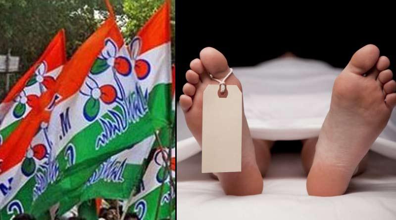 A TMC worker allegedly killed in Birati । Sangbad Pratidin