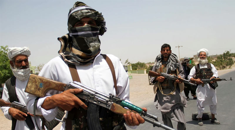 More than 100 civilians reportedly killed in Spin Boldak, Afghanistan | Sangbad Pratidin