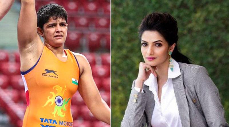 Tanusree Chakraborty trolled for her tweet about Priya Malik | Sangbad Pratidin