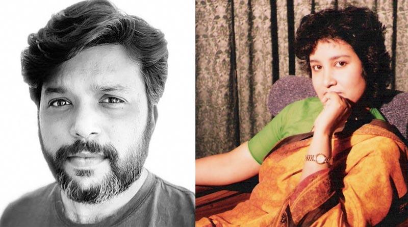 Taslima Nasrin escalates new controversy on her facebook post with Danish Siddiqui | Sangbad Pratidin