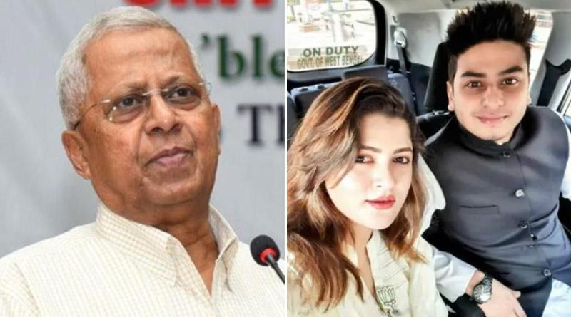 BJP Leader Tathagata Roy raises questions about actress Srabanti Chatterjee's Chief Election Agent | Sangbad Pratidin