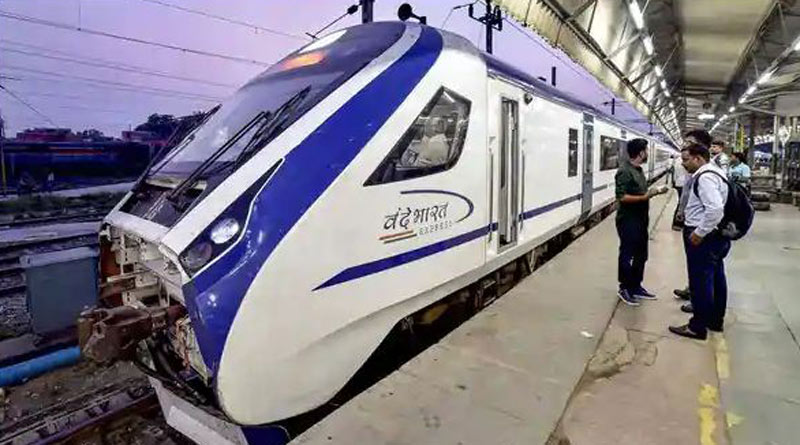 Railways gearing to roll out at least 10 Vande Bharat trains to link 40 cities   Sangbad Pratidin