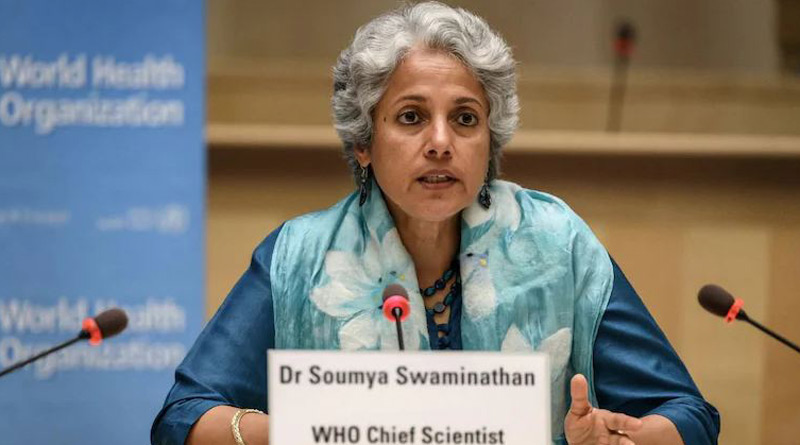 Mixing Covid-19 vaccines 'dangerous trend', says WHO chief scientist Soumya Swaminathan   Sangbad Pratidin