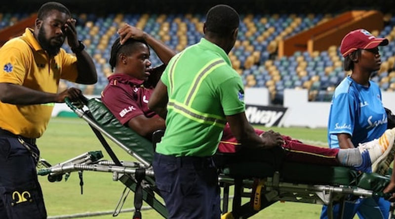 Two Windies women cricketers collapse on field during match against Pakistan | Sangbad Pratidin