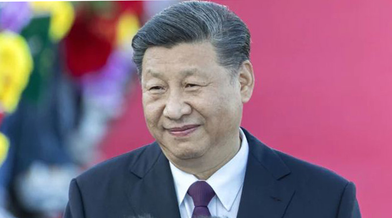 Xi Jinping Makes Rare Visit To Tibet, First Time As President | Sangbad Pratidin
