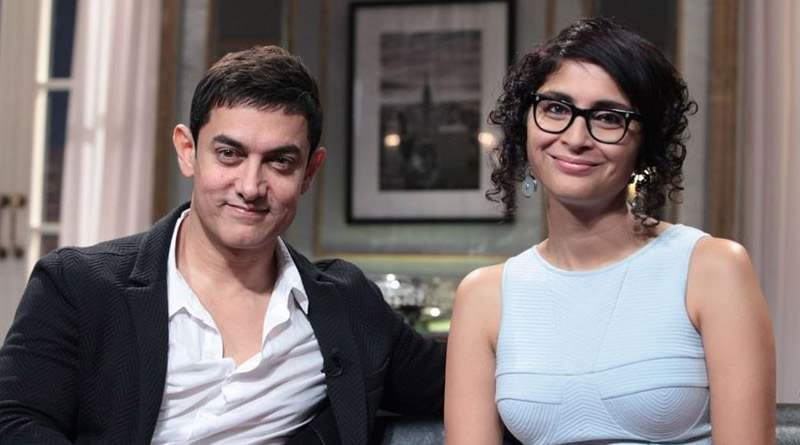 Aamir Khan and Kiran Rao's 'Happy Video' after divorce announcement | Sangbad Pratidin