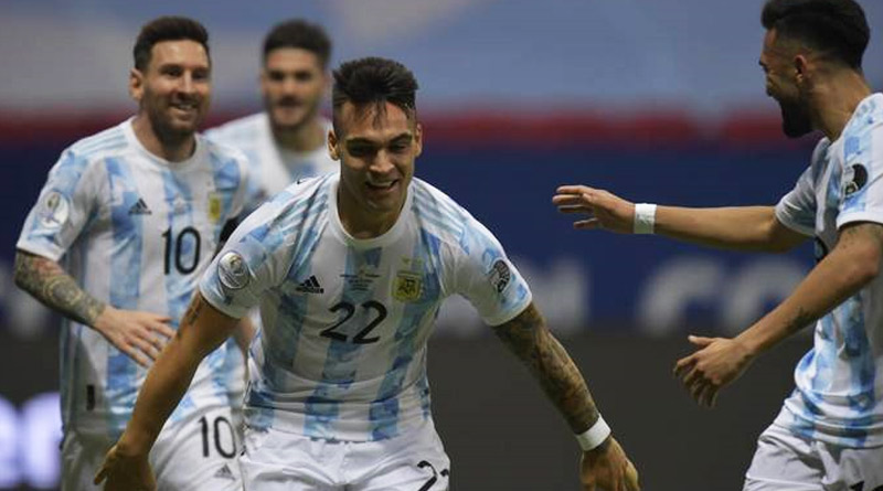 Copa America 2021: Argentina beats Colombia in penalty shootout | Sangbad Pratidin