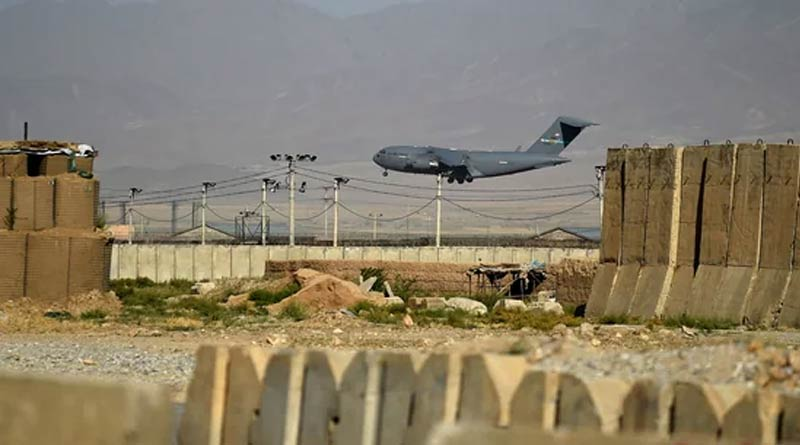 US forces leave Afghanistan's Bagram airbase after 20 years | Sangbad Pratidin